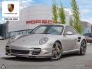 Used 2010 Porsche 911 Turbo - PDK - Low KM - Ceramic Brakes for sale in Edmonton, AB