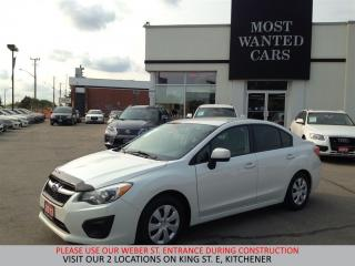 Used 2013 Subaru Impreza 2.0i | NO ACCIDENTS | AWD | BLUETOOTH for sale in Kitchener, ON