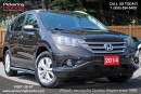 Used 2014 Honda CR-V Touring LEATHER NAVI AWD for sale in Pickering, ON
