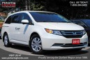 Used 2015 Honda Odyssey EX-L DVD LEATHER POWER SLIDING DOORS for sale in Pickering, ON