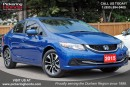 Used 2015 Honda Civic EX HEATED SEATS BLUETOOTH PUSH BUTTON for sale in Pickering, ON