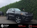 Used 2016 Jeep Grand Cherokee Limited 4x4 + LEATHER FT/RR HEATED SEATS + SUNROOF + BACK-UP CAM + REAR PARK ASSIST for sale in Surrey, BC