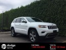 Used 2016 Jeep Grand Cherokee Limited + NAV + SUNROOF + BACK-UP CAM + REAR PARK ASSIST for sale in Surrey, BC