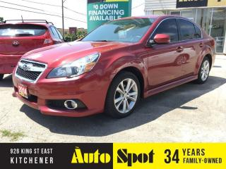 Used 2014 Subaru Legacy 2.5i Premium/WON'T LAST LONG!/QUICK SALE! for sale in Kitchener, ON