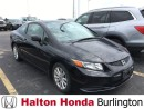 Used 2012 Honda Civic EX-L for sale in Burlington, ON