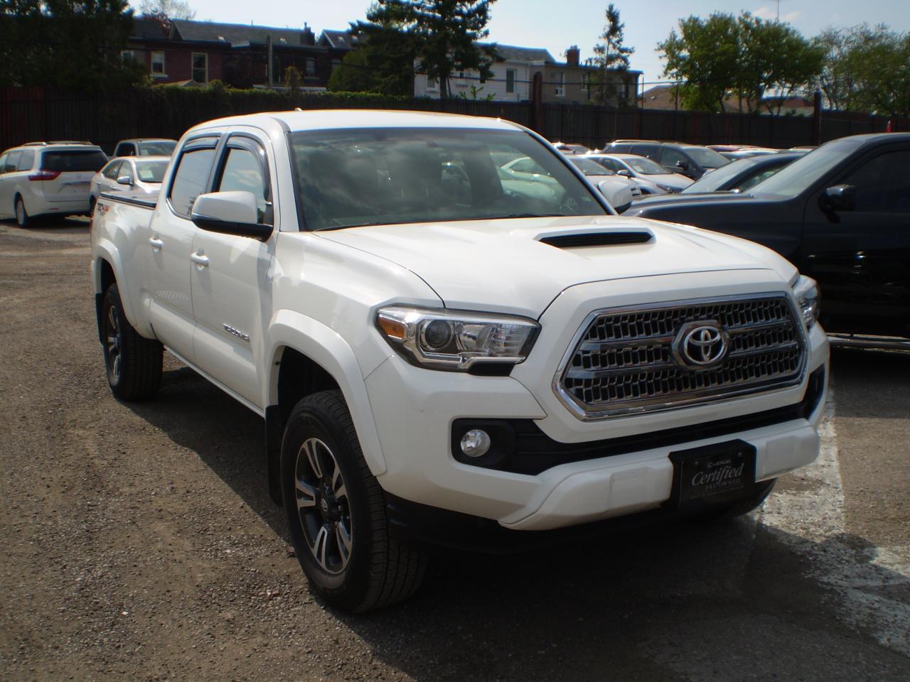 Used 2016 Toyota Tacoma Trd Up Grade Roof Nav Blind Spot