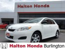 Used 2010 Toyota Matrix BASE for sale in Burlington, ON