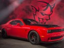 New 2018 Dodge Challenger SRT DEMON 840HP for sale in Peace River, AB