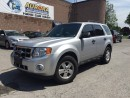 Used 2012 Ford Escape XLT - 3.0L V6 - 4WD - BLUETOOTH for sale in Aurora, ON