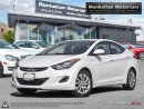 Used 2013 Hyundai Elantra GLS AUTOMATIC |1 OWNER|BLUETOOTH|WARRANTY for sale in Scarborough, ON