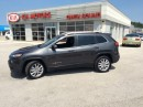 Used 2016 Jeep Cherokee Limited for sale in Owen Sound, ON