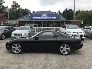 Used 1993 Mazda RX-7 Twin Turbo for sale in Flesherton, ON