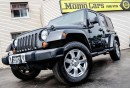 Used 2012 Jeep Wrangler Unlimited Sahara! 4X4! 4 Door! ONLY $282/bi-weekly for sale in St Catharines, ON