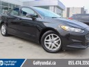 Used 2014 Ford Fusion HEATED SEATS ALLOYS BACK UP CAMERA for sale in Edmonton, AB