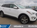 Used 2013 Hyundai Santa Fe XL LEATHER PANO ROOF 7 PASS for sale in Edmonton, AB