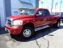 Used 2006 Dodge Ram 3500 Laramie 4x4 Dually, 5.9L Cummins Diesel for sale in Langley, BC