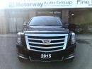 Used 2015 Cadillac Escalade LUXURY for sale in Mississauga, ON