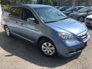 Used 2007 Honda Odyssey EX/AUTO/ALLOYS/PWRSLIDING DOORS/7-PASS for sale in Pickering, ON