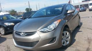 Used 2013 Hyundai Elantra GLS / ONE OWNER / AUTO / 1.8L / 73K for sale in North York, ON