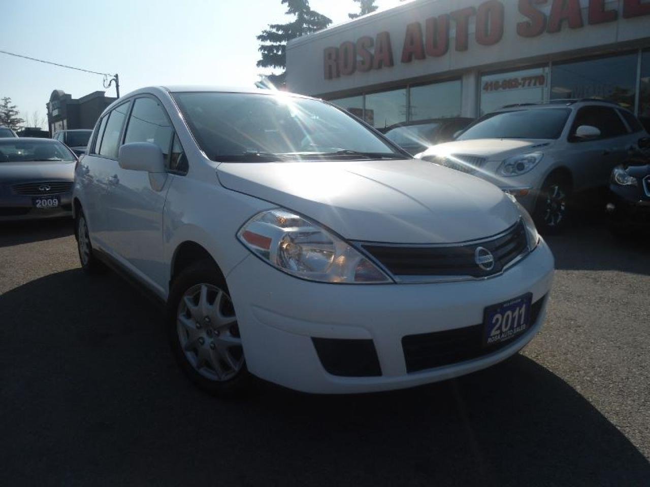 Photo of White 2011 Nissan Versa