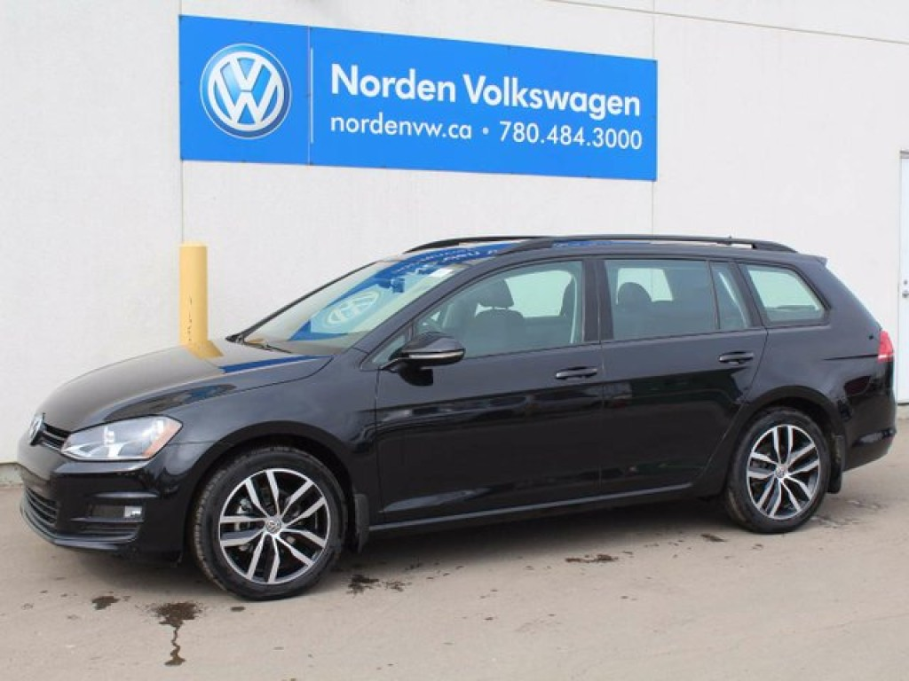 new 2017 volkswagen golf sportwagen 1 8 tsi comfortline 4dr all wheel drive 4motion wagon for. Black Bedroom Furniture Sets. Home Design Ideas