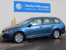New 2017 Volkswagen Golf Sportwagen 1.8 TSI Trendline 4dr All-wheel Drive 4MOTION Wagon for sale in Edmonton, AB