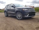 New 2017 Jeep Grand Cherokee Summit for sale in Edmonton, AB