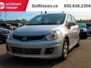 Used 2010 Nissan Versa SL, Power Windows, Power Locks, Alloy Wheels for sale in Edmonton, AB