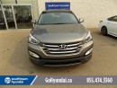 Used 2013 Hyundai Santa Fe Sport Luxury for sale in Edmonton, AB