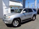 Used 2004 Toyota 4Runner Limited V6 4WD, Leather, Sunroof for sale in Langley, BC