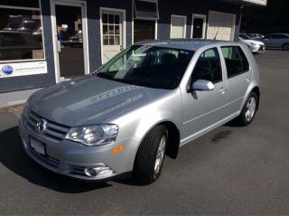 Used 2008 Volkswagen City Golf for sale in Parksville, BC