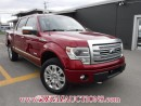Used 2014 Ford F150 PLATINUM SUPERCREW 4WD for sale in Calgary, AB