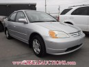 Used 2001 Honda CIVIC LX-G 4D SEDAN for sale in Calgary, AB