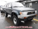 Used 1995 Toyota 4RUNNER  4D UTILITY 4WD V6 for sale in Calgary, AB