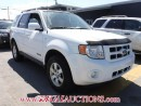 Used 2008 Ford Escape Limited for sale in Calgary, AB