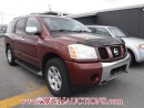 Used 2004 Nissan Armada for sale in Calgary, AB