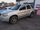 Used 2005 Ford Escape Limited for sale in Scarborough, ON