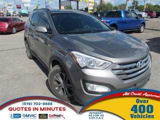 Used 2014 Hyundai Santa Fe Sport PREMIUM | AWD | BLUETOOTH | SAT RADIO for sale in London, ON
