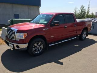Used 2011 Ford F-150 XLT SUPERCREW 6.5-FT for sale in Stettler, AB