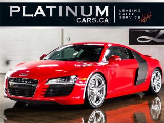 Used 2009 Audi R8 4.2 V8 QUATTRO, MANU for sale in North York, ON