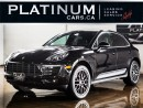 Used 2015 Porsche Macan S, NAVI, CAMERA, BOS for sale in North York, ON
