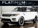 Used 2016 Land Rover Range Rover Sport HSE Td6, NAVI, PANO, for sale in North York, ON