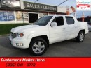 Used 2011 Honda Ridgeline EX-L  4X4, LEATHER, SUNROOF, POWER SEAT, HS, BT for sale in St Catharines, ON