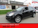 Used 2013 Chevrolet Equinox LS  BLUETOOTH, SIRIUSXM, AIR CONDITIONING, POWER GROUP for sale in St Catharines, ON