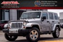 Used 2012 Jeep Wrangler Unlimited Sahara|4X4|Nav.|LthrSeats|HtdFrntSeats|R-Start|18