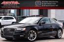 Used 2016 Audi A5 Premium|QUATTRO|S-Line|Nav.|HtdFrntSeats|Bluetooth|18