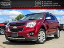Used 2011 Chevrolet Equinox LTZ|AWD|Sunroof|DVD|Backup Cam|Bluetooth|R-Start|17