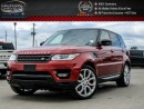 Used 2014 Land Rover Range Rover Sport V8 Supercharged for sale in Bolton, ON