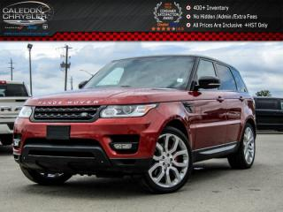 Used 2014 Land Rover Range Rover Sport V8 Supercharged|4x4|Navi|Pano Sunroof|Backup Cam|Bluetooth|20