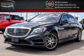 Used 2014 Mercedes-Benz S-Class S 550|LWB|Navi|Sunroof|Backup Cam|bluetooth|Drive Assist|19